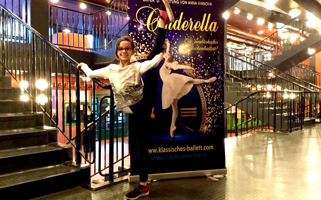 """Ballettaufführungsbesuch """"Cinderella"""" Klassisches Moskauer Ballett"""
