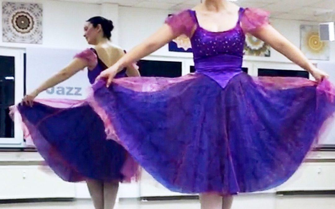 Die Nussknacker Aufführung der Ballettschule