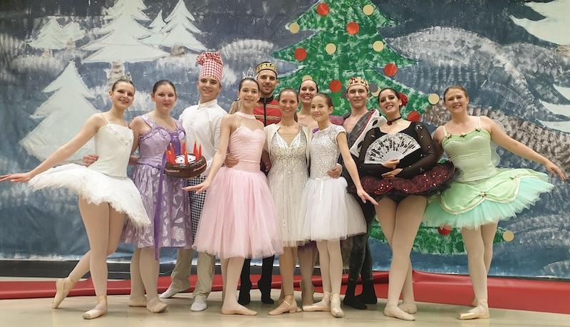 Nussknacker Aufführung 17.11.2019 in der Grundschule Engelskirchen