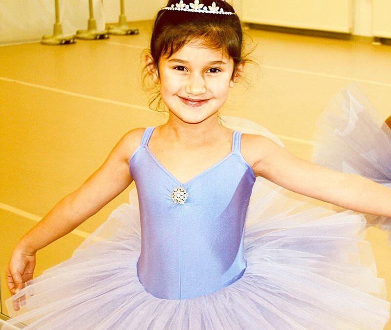 Geburtstagsfeier in der Ballettschule